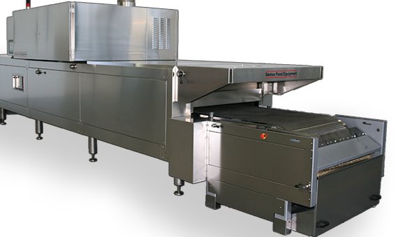 Indirect Fired Impingement Ovens